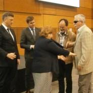 Svečanost dodjele ugovora povodom početka provedbe ESF projekata kojima se osigurava osobna asistencija za osobe s invaliditetom